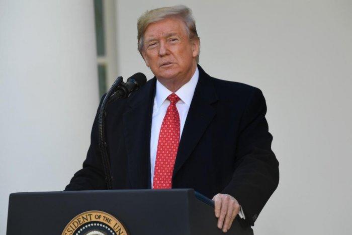 Donald Trump (AFP photo)