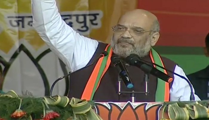Shah, who is also the Union home minister, said parties that exploit tribals, indulge in graft worth crores, and buy and sell poll tickets could never work for Jharkhand's development.