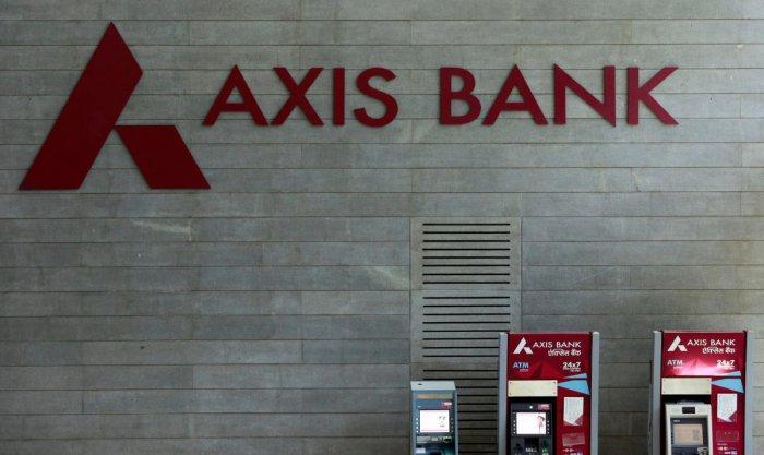 Axis Bank. REUTERS