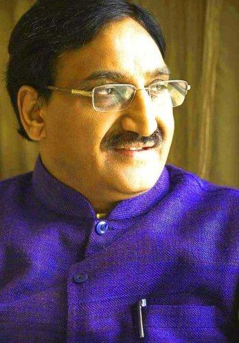 Ramesh Pokhriyal Nishank. (DH Photo)