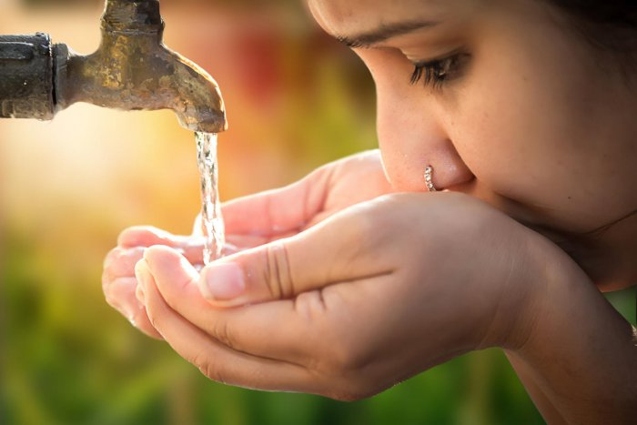 Water supplied through taps in the city is highly contaminated. (Representative image from Getty images)