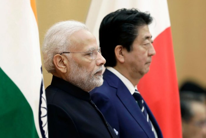 Prime Minister Narendra Modi and his Japanese counterpart Shinzo Abe launched the project in 2017.