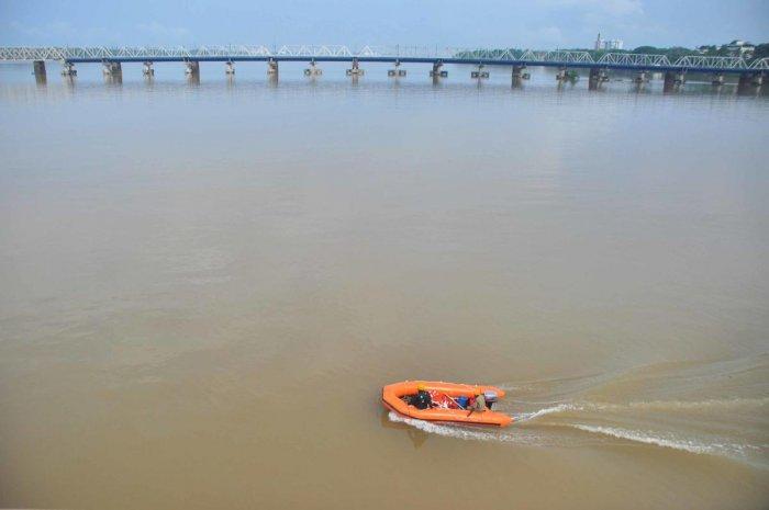 River Nethravathi. (DH photo)