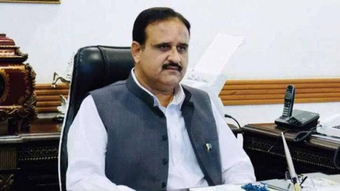 Punjab province Chief Minister Usman Buzdar on Monday reappointed Chohan as his Information Minister, nine months after he was sacked over his anti-Hindu remarks. Photo: Twitter/Govt of Pakistan