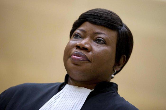Fatou Bensouda (AFP photo)