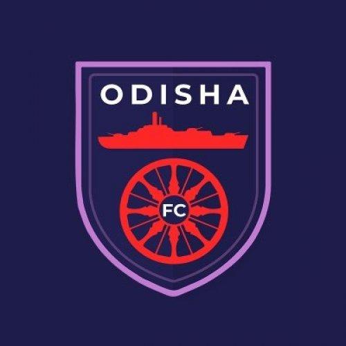 Odisha FC. Photo by Twitter