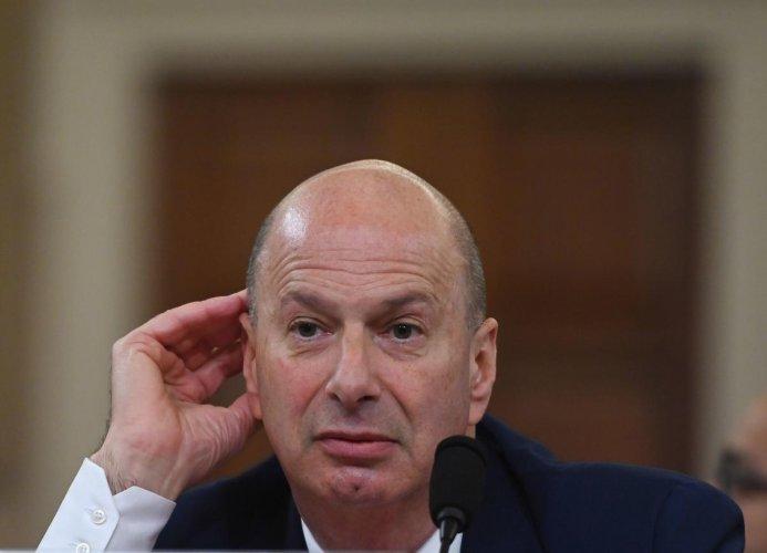 Gordon Sondland (AFP photo)