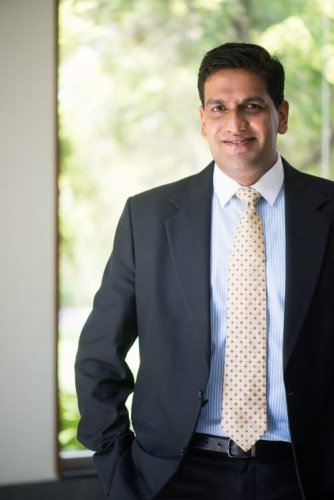 Siddharth Mittal, CEO and Joint MD, Biocon. (Photo by Biocon.com)
