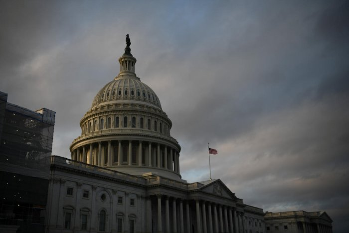 US Capitol building is pictured on Capitol Hill in Washington (Reuters Photo)