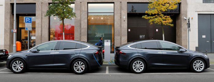 The company said that it earned the exact same overall score as its Model 3. (Photo by Reuters)