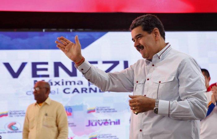 Nicolas Maduro (AFP photo)