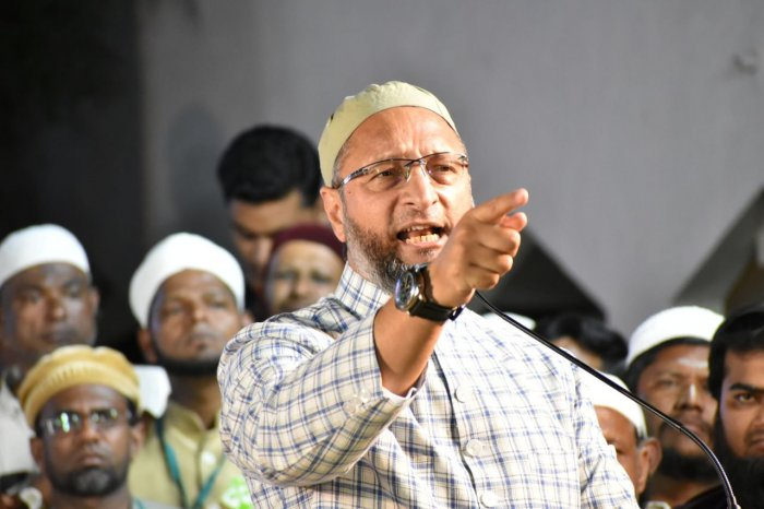 AIMIM's national spokesperson Syed Asim Waqarsaid that AIMIM has written to the concerned authorities seeking permission for the rally which will be attended by Asauddin Owaisi. (@asadowaisi)