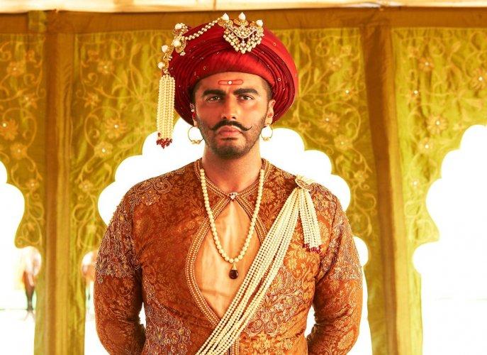 Arjun Kapoor in Panipat. (DH Photo)