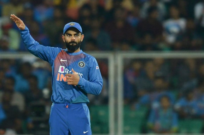 Virat Kohli Slams India S Sloppy Fielding Deccan Herald