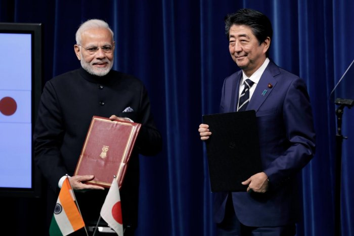 The Prime Minister's Office and Ministry of External Affairs are in touch with Embassy of Japan in New Delhi as well as Japanese Government in Tokyo, in order to take a final call on the venue of the summit, sources told the DH.