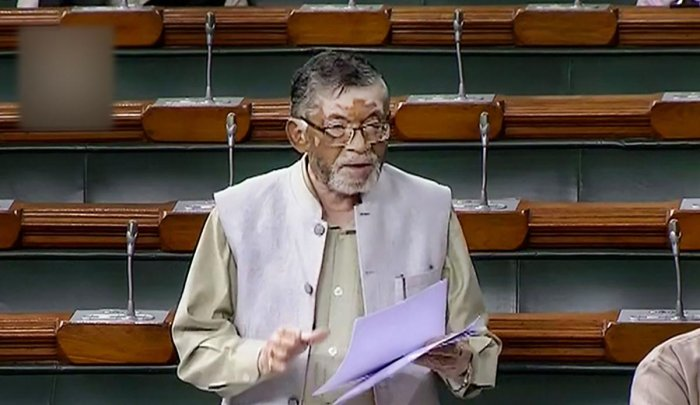 Moving the bill, Gangwar said the code seeks to consolidate laws relating to social security of workers and subsume nine central laws. (PTI Photo)