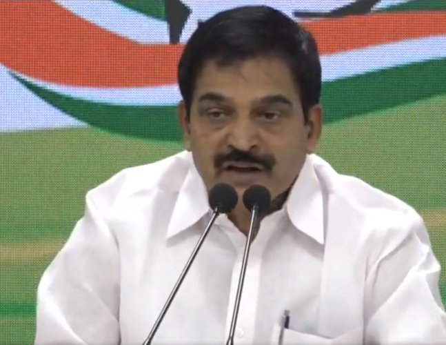 The Congress has made all preparations for the rally against the anti-people policies of the Modi government, Congress general secretary, organisation, K C Venugopal told reporters at the Ramlila Maidan where the rally will be held.