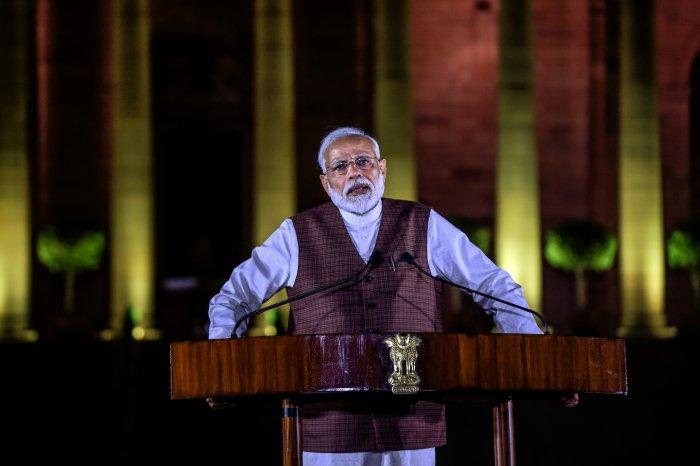 Prime Minister Narendra Modi. (Getty images)