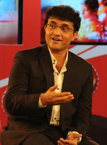BCCI President Sourav Ganguly(Photo by DH)