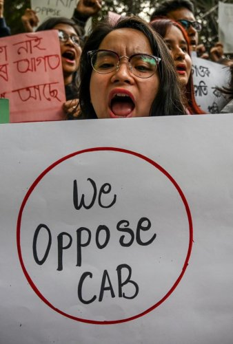 The contentious bill, which seeks to give citizenship to non-Muslims facing discrimination in neighbouring countries, was passed by Lok Sabha on Monday and the Rajya Sabha on Wednesday.