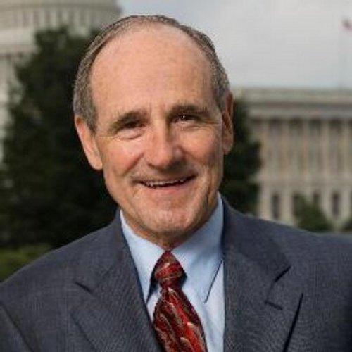 The United States Senator Jim Risch. Photo by Twitter.