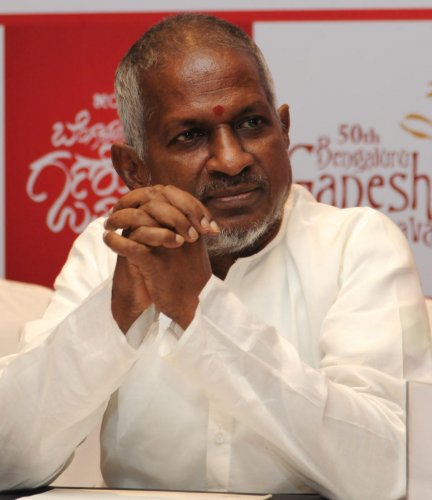 genius Ilaiyaraaja has scored music for about 1,000 films, including some hits in Kannada. He says his work so far is just pickle and papad;the real meal is coming up.