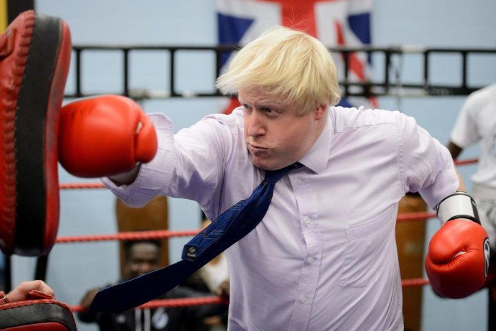 Can Boris Johnson manage to miraculously extract UK out of EU on deadline? (Photo by AFP)
