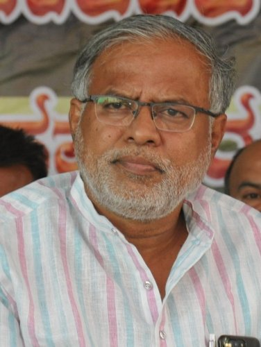 Primary and Secondary Education Minister S Suresh Kumar