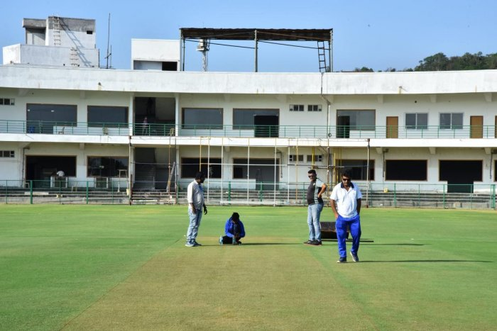 While the Hubballi stadium has earlier too telecasted live matches of Karnataka Premier League and India-A matches, it is for the first time that a Ranji match will be telecasted live from here.
