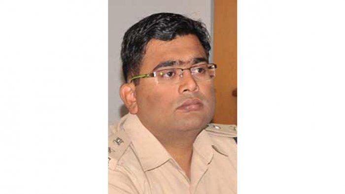 SP Harish Pande