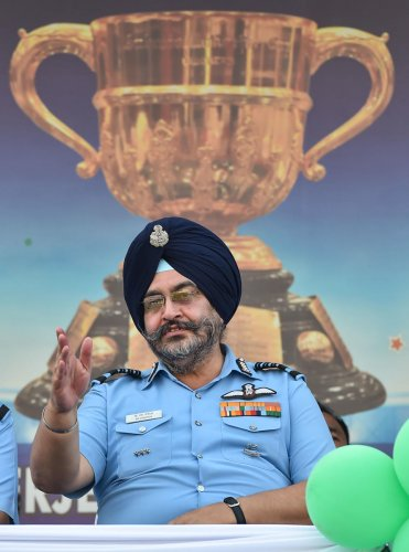 """""""The message of Balakot, therefore, was to tell Pakistani establishments and terror organisations that there will be a cost to pay for terror attacks in India which was effectively conveyed,"""" said  former Air Chief Marshal Dhanoa."""