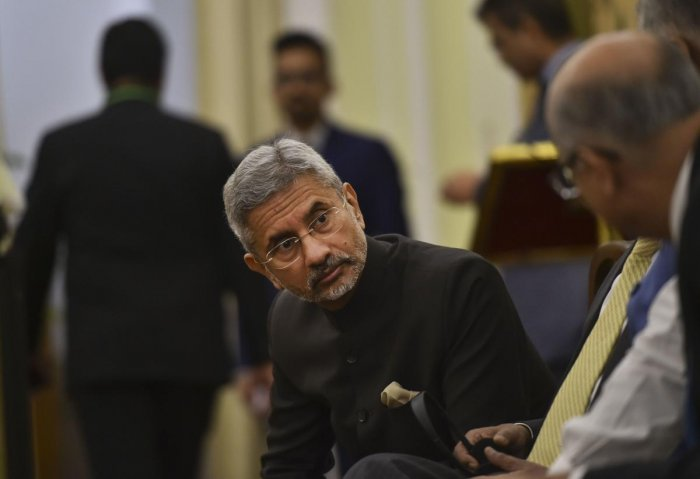 """Jaishankar, speaking at the valedictory function of the 11th Delhi Dialogue, said that for an open and inclusive Indo-Pacific platform, it is in everyone's interest to """"ensure that the doors remain open to cooperation on as wide a platform as possible"""". Photo/PTI"""