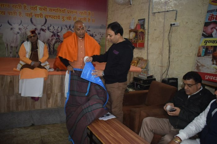 Gwalior District collector Anurag Chaudhary. (Photo/@dmgwalior)