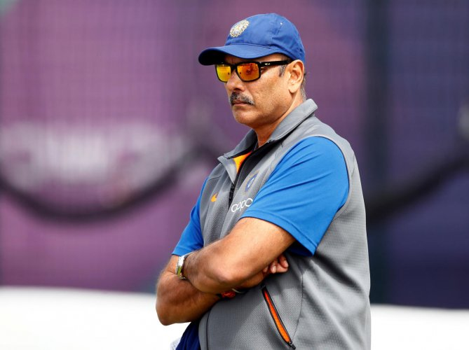 India coach Ravi Shastri (Photo by Reuters)