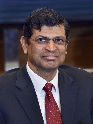 Insolvency and Bankruptcy Board of India (IBBI) Chairman MS Sahoo. (PTI Photo)