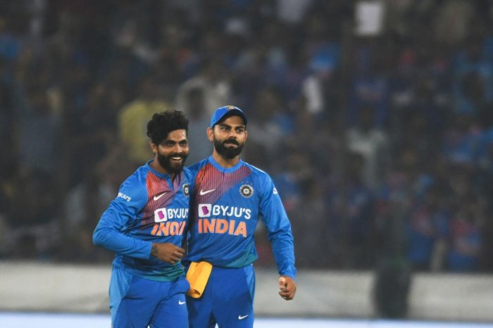 """""""The people sitting on the TV outside cannot tell the fielders to then tell the umpire to review it again. I've never seen that happen in cricket,"""" said Kohli following India's eight-wicket loss."""