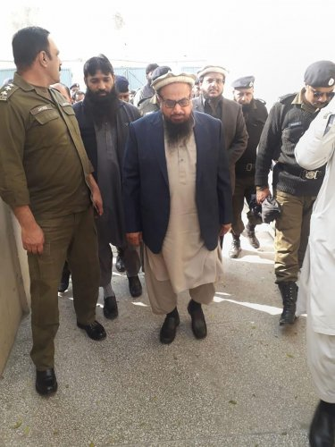 Saeed-led Jammat-ud-Dawah (JuD) is believed to be the front organisation for the LeT, which is responsible for carrying out the 2008 Mumbai attacks that killed 166 people, including six Americans.