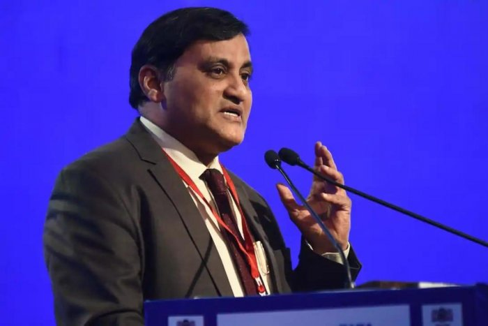 Kishore, who served as Chief Executive Officer of Andhra Pradesh Economic Development Board during the previous regime from September 2015 on deputation to the state, was suspended from service on December 12 over serious financial irregularities. Photo (Twitter/@JKRISHNAKISHORE)