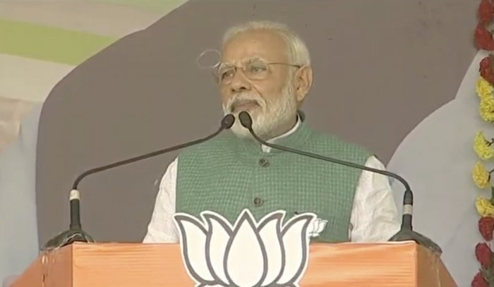 The prime minister, addressing an election rally here, lashed out at the opposition alliance in Jharkhand saying the Congress does not have any roadmap for developing the country.