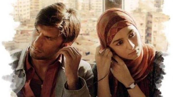 Gully Boy poster. (DH File photo)