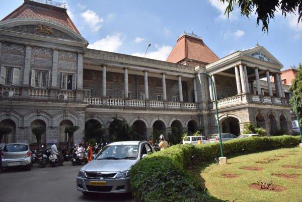 The Victoria Hospital in Bengaluru on Wednesday, December 11, 2019. Photo by Janardhan B K