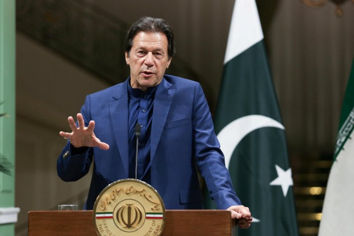 """""""Let us see in February if Pakistan has taken steps (to fulfil its commitment),"""" he said. (Photo by Reuters)"""