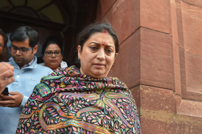 """Tagore said, """"as a responsible Opposition leader, Rahul was pointing out the increasing violence against the women in the country and the failure of the government to prevent it."""" (PTI Photo)"""