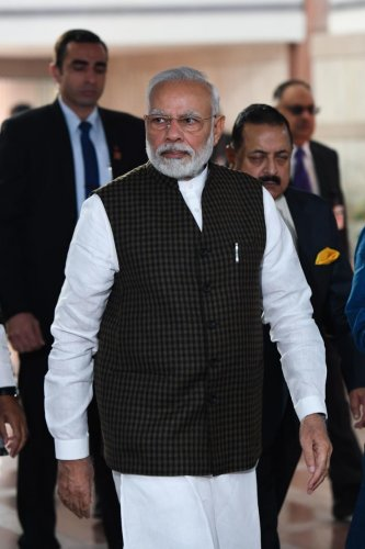 The meeting has been convened at the recently inaugurated Garvi Gujarat Bhawan in the national capital and is expected to be attended by a couple of senior BJP leaders.