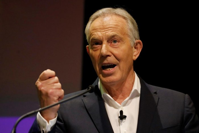 Britain's former prime minister Tony Blair. (AFP file photo)