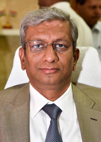 Prof S. Vidyashankar, Vice Chancellor, KSOU.