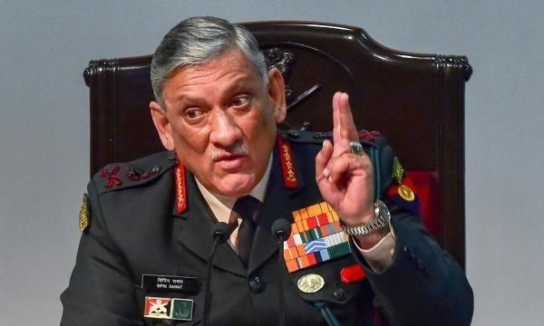 Army Chief General Bipin Rawat. (PTI photo)