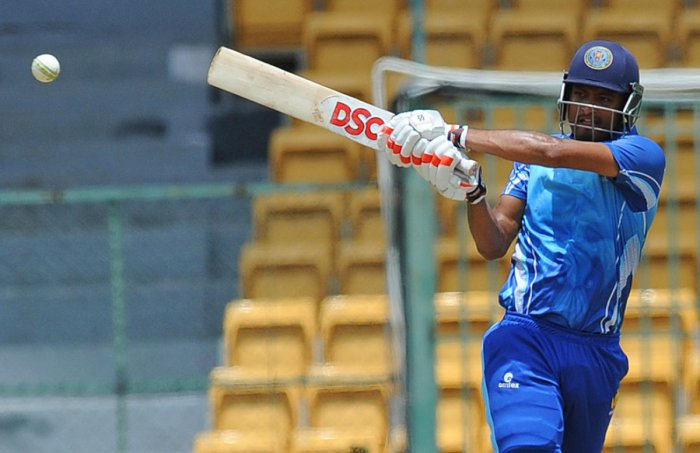 Pavan Deshpande was picked up for the base price of Rs 20 lakh by RCB