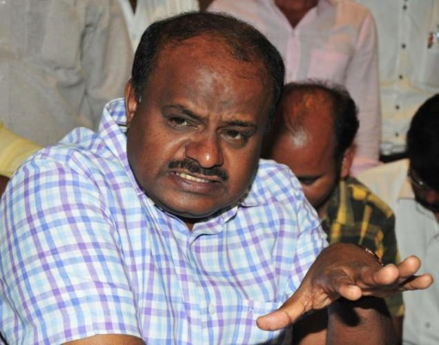 H D Kumaraswamy was replying to a query that there were indications that a few JD(S) MLAs may quit as had happened in July this year when three JD(S) MLAs joined the 14 rebel Congress MLAs and toppled the coalition government led by him.