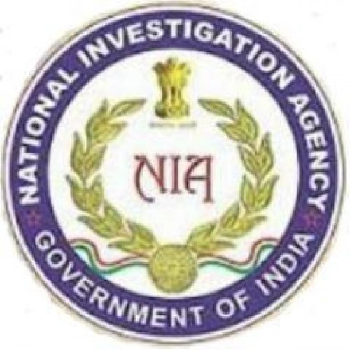 The NIA has decided to take over UAPA cases against 2 students who were arrested by the Kerala police recently for allegedly distributing pro-Maoist pamphlets. Photo (Twitter/@NIA_India)